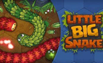 Little Big Snake apk mod dinheiro infinito