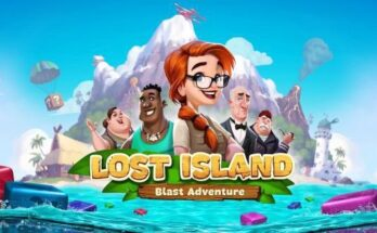 Lost Island Blast Adventure vidas infinita