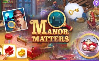 Manor Matters apk mod energia infinita
