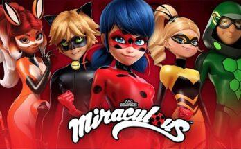 Miraculous Ladybug & Gato Noir apk mod