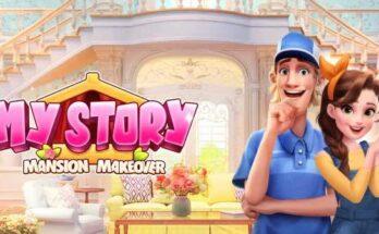 My Story Mansion Makeover apk mod download