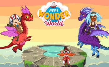 Pepi Wonder World apk mod download