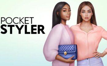 Pocket Styler apk mod dinheiro infinito 2021 download