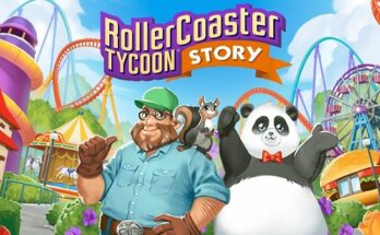 RollerCoaster Tycoon Story apk mod dinheiro infinito 2021