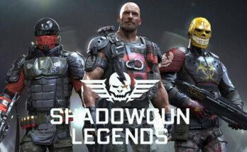 Shadowgun Legends apk mod dinheiro infinito