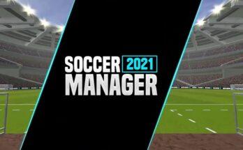 Soccer Manager 2021 apk mod dinheiro infinito 2021