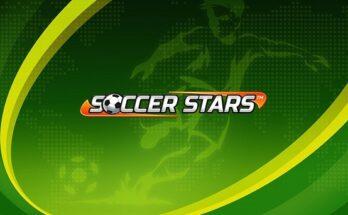 Soccer Stars apk mod dinheiro infinito 2021
