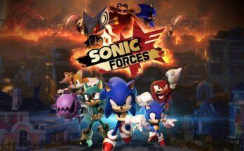 Sonic Forces: Speed Battle apk mod