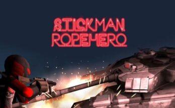 Stickman Rope Hero apk mod dinheiro infinito 2021
