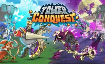 Tower Conquest dinheiro infinito 2021