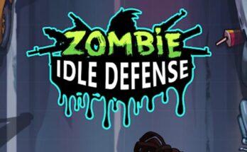 Zombie Idle Defense apk mod