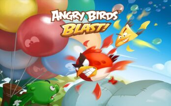 Angry Birds Blast dinheiro infinito