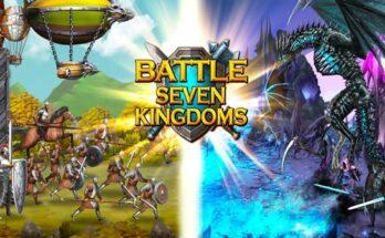 Battle Seven Kingdoms apk mod dinheiro infinito 2021