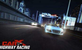 CarX Highway Racing apk mod atualizado