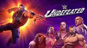 WWE Undefeated apk mod Menu 2021