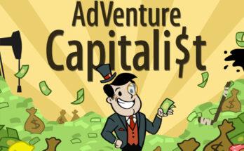 AdVenture Capitalist apk mod dinheiro infinito 2021
