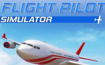 Flight Pilot Simulator 3D apk mod dinheiro infinito