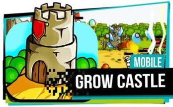 Grow Castle apk mod money