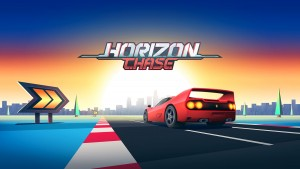 Horizon Chase World Tour apk mod tudo desbloqueado