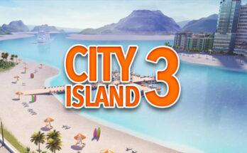 City Island 3: Building Sim apk mod dinheiro infinito 2021