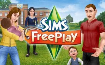 The Sims FreePlay Apk Mod Dinheiro Infinito