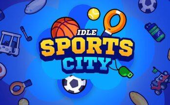 Sports City Tycoon apk mod dinheiro infinito
