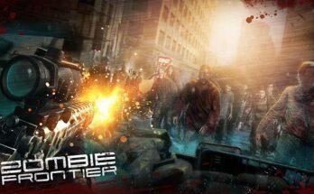 Zombie Frontier 3 apk mod atualizado 2021