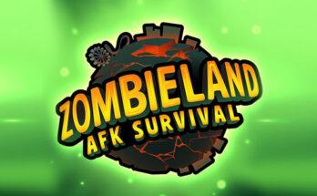 Zombieland AFK Survival apk mod dinheiro infinito