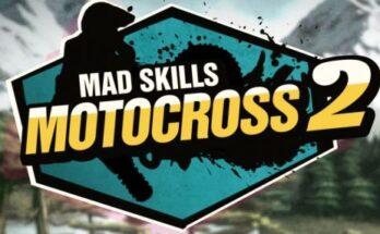 Mad Skills Motocross 2 apk mod dinheiro infinito 2021