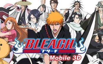 Baixar BLEACH Mobile 3D apk mod cristais infinitos 2021