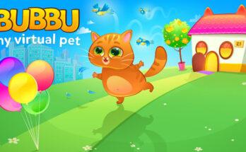Baixar Bubbu My Virtual Pet apk mod dinheiro infinito 2021