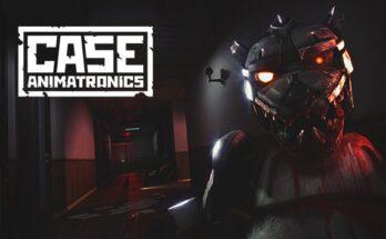 CASE Animatronics apk mod vida infinita 2021