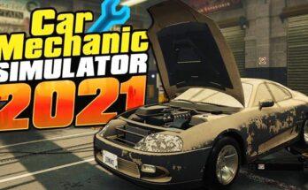 Baixar Car Mechanic Simulator 21 Apk Mod Dinheiro Infinito 2021