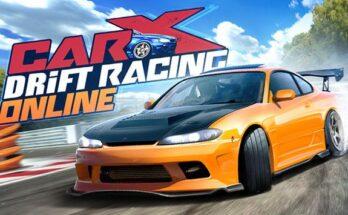 Baixar CarX Drift Racing apk mod dinheiro infinito 2021