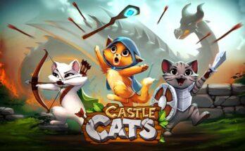 Baixar Castle Cats apk mod dinheiro infinito 2021