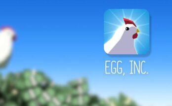 Egg Inc apk mod dinheiro infinito 2021