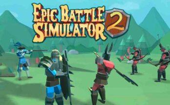 Epic Battle Simulator 2 apk mod dinheiro infinito 2021