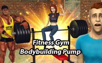 Fitness Gym Bodybuilding Pump apk mod dinheiro infinito 2021