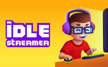 Idle Streamer Tycoon Tuber game apk mod dinheiro infinito 2021
