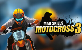 Mad Skills Motocross 3 apk mod dinheiro infinito 2021