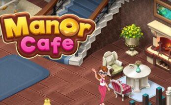 Manor Cafe apk mod estrelas infinitas 2021