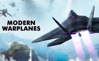 Modern Warplanes apk mod dinheiro infinito 2021
