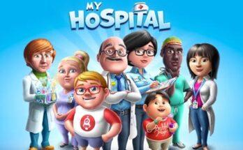 My Hospital apk mod dinheiro infinito 2021