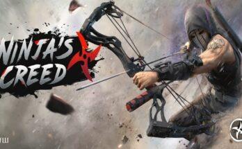 Ninjas Creed 3D apk mod dinheiro infinito 2021