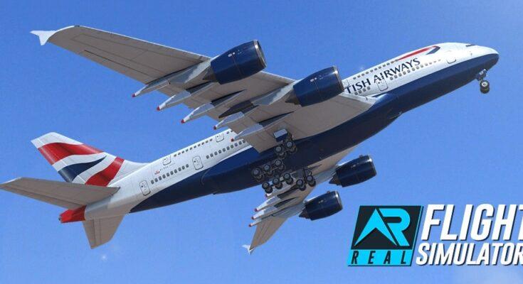 RFS – Real Flight Simulator Apk Mod Dinheiro Infinito 2021