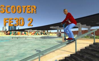 Baixar Scooter FE3D 2 Freestyle Extreme 3D apk mod dinheiro infinito 2021