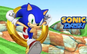 Sonic Dash apk mod dinheiro infinito 2021