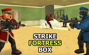 StrikeFortressBox apk mod dinhiero infinito 2021