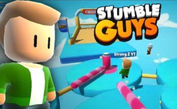 Stumble Guys Multiplayer Royale apk mod dinheiro infinito 2021