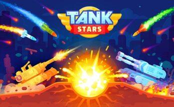 Baixar Tank Stars apk mod dinheiro infinito 2021